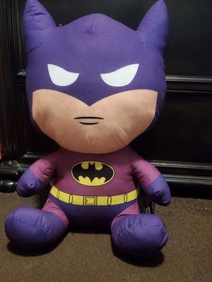 batman giant plush for Sale in El Monte, CA