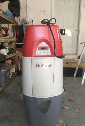 NuTone VX550 central vacuum for Sale in Moravia, IA