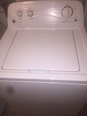 Samsung and kenmore washer and dryer for Sale in Lawrenceville, GA