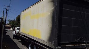 Storage box truck container shed for Sale in Perris, CA