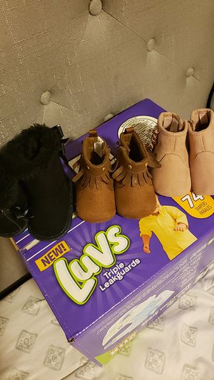 Baby Girl Boots for Sale in Denver, CO