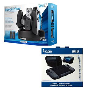 Nintendo Wii U Accessories Bundle for Sale in Irving, TX
