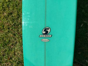 "9'4"" Campbell Brothers, 5 fin Bonzer Surfboard for Sale in Newhall, CA"