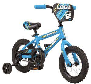 """Pacific Logo 12"""" Kids Bike - Blue/Yellow - Bicicleta para Niños - Azul/Amarillo for Sale in Pico Rivera, CA"""