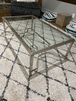 Glass table for Sale in Monroe, CT