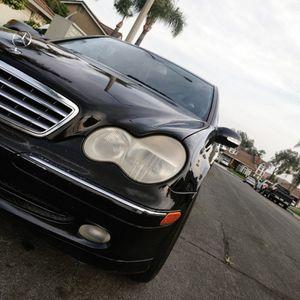 Mercedes Benz C230 Kompressor for Sale in Fontana, CA