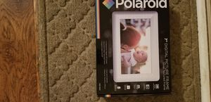Brand new Polaroid 7inch digital picture frame for Sale in Angier, NC