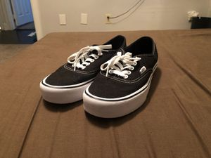 Black Vans (Woman's) for Sale in Plano, TX