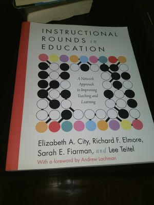 Instructional Rounds in Education for Sale in Hayward, CA
