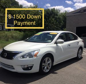 2013 Nissan Altima $ 1500 Down Payment for Sale in Nashville, TN