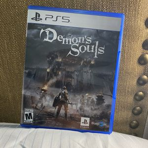 Demons Souls - PlayStation 5 Game for Sale in New York, NY