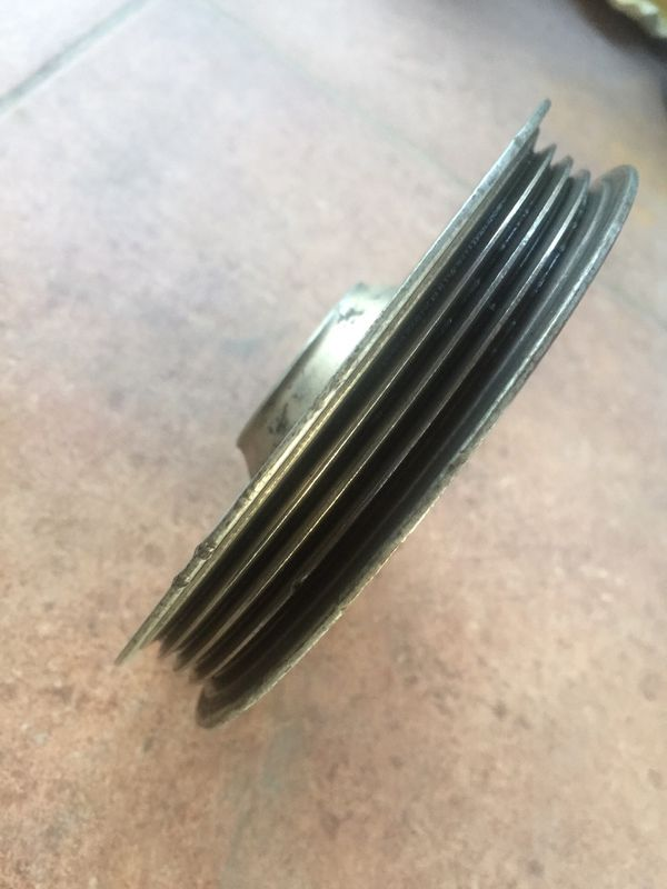 Integra type R Crank pulley