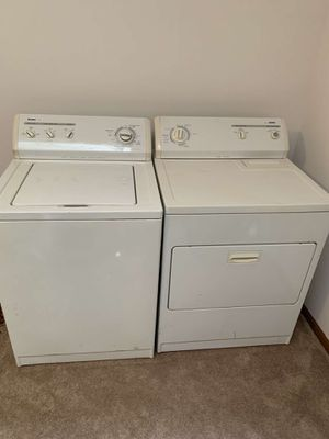 Kenmore Washer and Dryer for Sale in Fairmont, WV