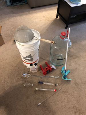 Brewing Supplies and Flip Top Bottles for Sale in Oakton, VA
