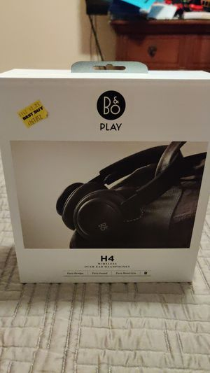 B&O Play H4 wireless headphones for Sale in Chicago, IL