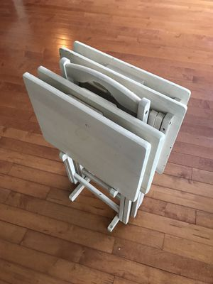 TV trays for Sale in Schaumburg, IL