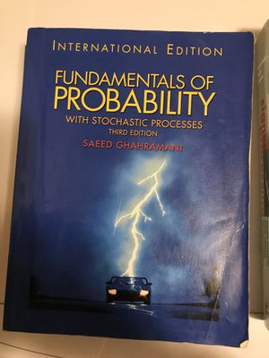 Fundamental of Probability for Sale in San Jose, CA