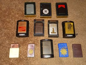 12 Zippo Lighters for Sale in Philadelphia, PA