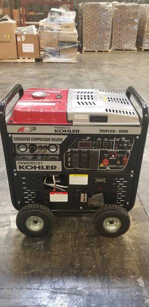 Kohler 3 in 1 gen, welder, compressor for Sale in Tampa, FL
