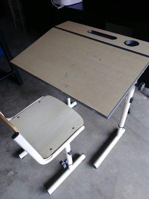 Adjustable kids art desk for Sale in Westminster, CO