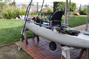 Hobie pro angler 12 fully loaded for Sale in Vallejo, CA