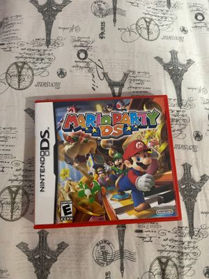 Mario party ds for Sale in Baldwin, NY
