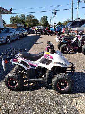 4 wheelers, atvs, dirt bikes, 110cc and 125cc for Sale in Virginia Beach, VA