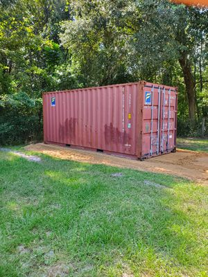 Shipping Container 20ft trailer shed conex for Sale in Orlando, FL