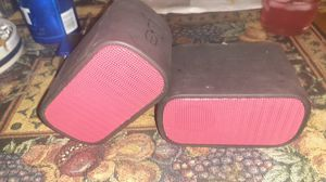 2 ue bluetooth speaker pair together for Sale in Brunswick, OH