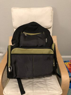 Graco diaper backpack for Sale in Portland, OR