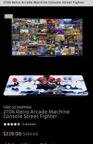 Retro Arcade Game for Sale in Jurupa Valley, CA