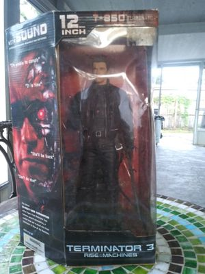Terminator Rise of the Machines action figure for Sale in Largo, FL