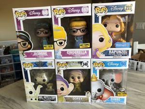 Funko Pop Assorted Disney for Sale in Chandler, AZ