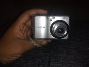 Silver FUJIFILM 12 MEGA PIXELS Camera for Sale in Washington, DC