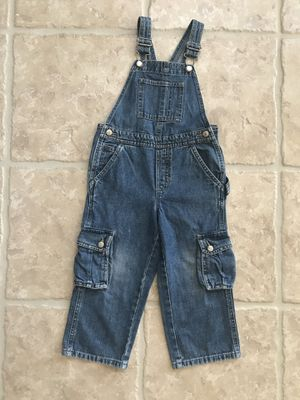 Toddler Boys Bib Overalls - SZ 4T - Old Navy for Sale in Winchester, CA