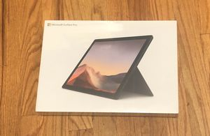 Brandnew Microsoft Surface Pro 7(10th gen intel core i7) for Sale in New York, NY