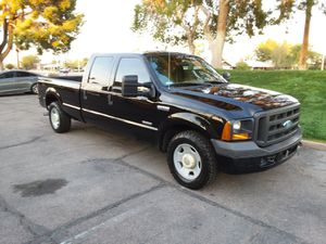 2005 Ford F350 power stroke Turbo diesel Lolo miles 73000 miles clean title $9900 cash firm low miles 73000 miles runs excellent for Sale in Mesa, AZ