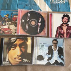 Rap R&B CDs for Sale in Visalia,  CA