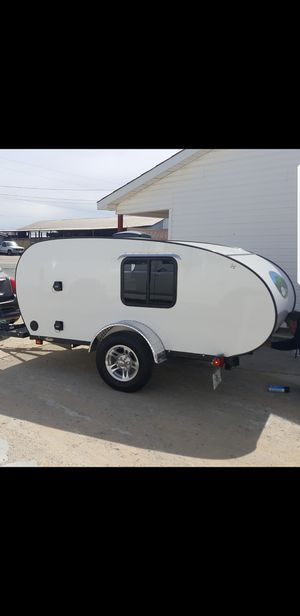 Rustic Trail Teardrop Camper for Sale in Clayton, NC