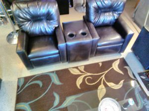 Kids theater recliner chairs for Sale in New York, NY