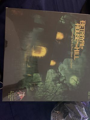 Betrayal at the House on the Hill Board Game for Sale in Arlington, VA