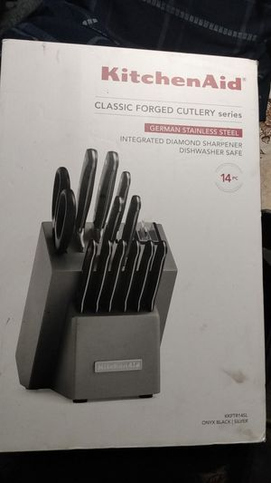 KitchenAid cutlery classic 14 piece for Sale in Portland, OR