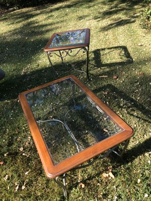 Coffee & End table for Sale in Levittown, PA