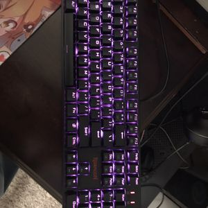Red Dragon gaming keyboard red switches for Sale in Fresno, CA