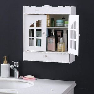 Wall Mount Home Bathroom/Kitchen Cupboard w/Door Storage Shelf for Sale in Moreno Valley, CA
