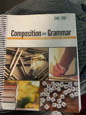 ENC-1101 College Textbook for Sale in Brandon, FL