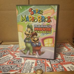 1990s super Mario brothers movie madness for Sale in Salinas, CA