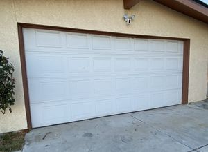 Garage door and hardware. FREE!! for Sale in Downey, CA