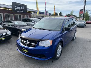 2013 Dodge Grand Caravan American value package for Sale in Tacoma, WA