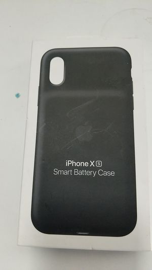 Apple iPhone Xs Smart Battery Case for Sale in Garland, TX